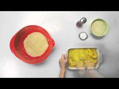 Dauphine de Mandioquinha com Queijo | Sadia & Chef Rodrigo Oliveira