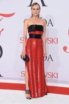 Diane Kruger bei den CFDA Awards