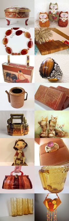 AMBER JOYS by Vickie Wade on Etsy--Pinned+with+TreasuryPin.com