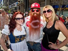 Search our calendar of events, find what matters to you. Photo: Christina Harten of Golf Manor and Garey Faulkner and Miranda Christman of Beechmont at last year's Taste of Cincinnati. David Sorcher for The Enquirer