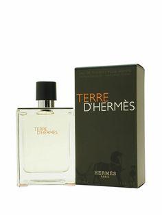 Apa de toaleta pentru barbati Hermes Terre d'Hermes - 200 ml  Note varf: grapefruit, piper; Note de mijloc: vetiver; Note baza: cedru. Perfume Bottles, Perfume Bottle