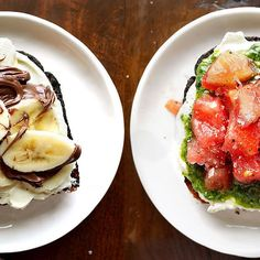 You Can Eat These 5 Ridiculously Easy Ricotta Toasts For Every Meal
