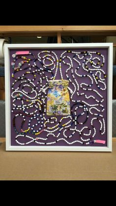 Beads of Courage Shadow Box