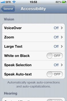How to Make Your iPhone iPad or iPod Touch Speak Out Text
