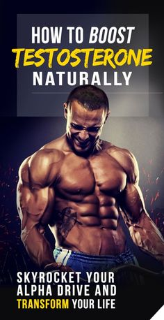 how to transform your life by building muscle and naturally boosting your t-levels