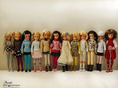Sindy dolls by Pedigree 01 Barbie Clothes Patterns, Clothing Patterns, Doll Clothes, Childhood Toys, Childhood Memories, Sweet Memories, Vintage Barbie, Vintage Dolls, Suzy
