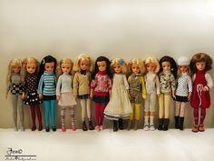 Sindy dolls by Pedigree 01, via Flickr.