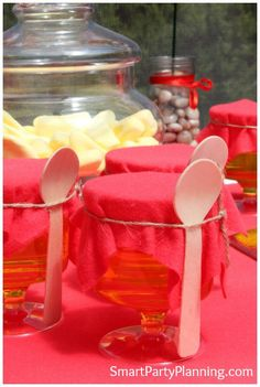 Jelly at a teddy bears picnic #Jello