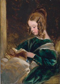 Study of Rachel Russell Edwin Henry Landseer Oil on panel c. 1835