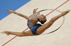 Evgenia Kanaeva, Russia, retired, #rhythmic_gymnastics, #rhythmicgymnastics