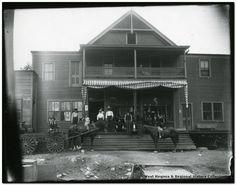 Fayette County in 1890