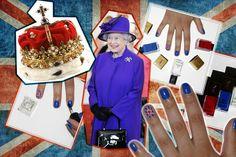 #Manicure #tutorial: Union Jack sulle unghie  http://www.grazia.it/bellezza/unghie/Manicure-tutorial-Union-Jack-sulle-unghie