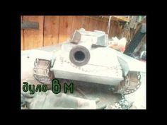 Konstrukce nádrže T-44M_H13 (RC)