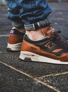 New Balance M1500 'Gentleman' by Run Colors #sneakers