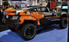Rally Fighter at SEMA
