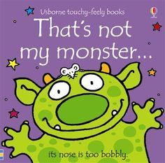 Booktopia - That's Not My Monster., Usborne Touchy-Feely Books by Fiona Watt, Buy this book online. Monster H, Monster Board, Monster Book Of Monsters, Monster Party, Prima Magazine, Fiona Watt, Flying With A Baby, Bright Pictures, Thing 1