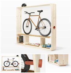 In je huis heb je altijd opbergruimte nodig, zoals kasten en rekken. Een fietsenkast is dan ideaal, omdat je er naast je fiets nog…