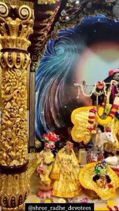 Radha Krishna Songs, Krishna Mantra, Krishna Krishna, Radha Krishna Love Quotes, Cute Krishna, Lord Krishna Images, Radha Krishna Photo, Happy Birthday Girl Quotes, Krishna Bhajan