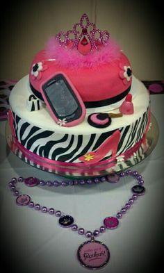 """Torta """"Fashion"""""""