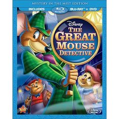 The Great Mouse Detective (Blu-ray) (Widescreen)