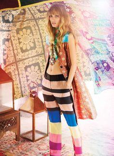 Fashion Magazine Canada March 2015 #driesvannoten #ss15