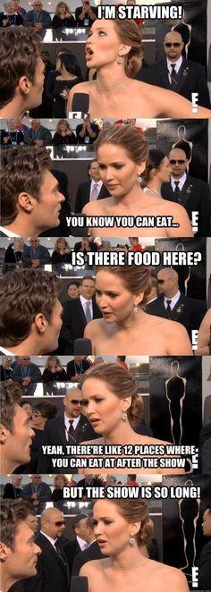 Jennifer Lawrence is my hero!!