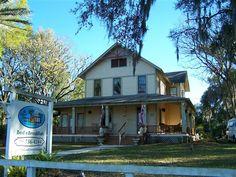 DeLand Country Inn | DeLand, Florida  http://visitwestvolusia.com/wheretostay.cfm