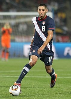 Players to Watching During the Worldcup! Clint Dempsey – USA