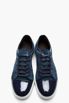 There is a time and place for these Lanvin kicks.  Just be careful about overuse.