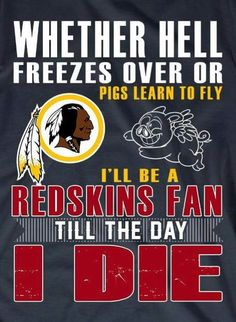 Always and Forever  Hail to my Redskins❤️