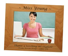 School & Graduation Personalised Gifts - www.younameit.co.uk - Personalised Frame