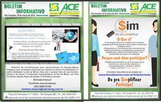 Folha do Sul - Blog do Paulão no ar desde 15/4/2012: TRÊS CORAÇÕES: BOLETINS ACE