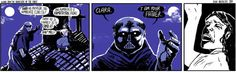"Philippines Comics: Kampilan, ""Clara, Join the Darkside of the Force"", 2014"