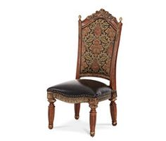 Rectangular Dining Table (3 pc)|Villa Valencia®| Michael Amini Furniture Designs | amini.com