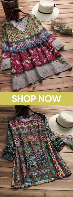 [ UP TO 52% OFF ] Fashion casual womens outfits. Super comfy material, suitable for spring, summer and fall. #season #long #print