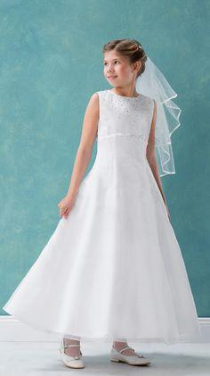 6fa4188e7 Our all time best-selling communion dress. (ANASTASIA)  ----------------------------------- Unser bestverkauftes Kommunion-Kleid  seit 2013! (ANASTASIA)