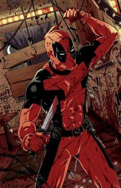 The Last of U...Deadpool