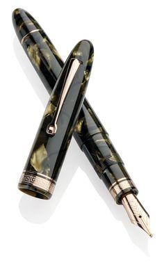 Omas fountain pen #OMAS #FountainPens
