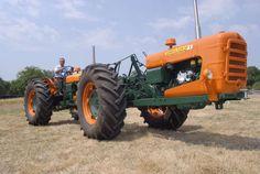 bisomtrac 40 Expo tracteurs à Frossay (44)
