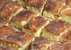 Wow. These super moist cookie-cake squares were good. They are snickerdoodle meets creme brûlée meets coffee cake (maybe even (our favorite) King Cake!?!). Deb Perelman of Smitten Kitchen has shown…