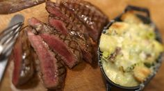 BBC Food - Recipes - The perfect chef's rump steak