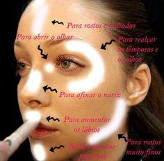 Blog de maquiagem sobre dicas de maquiagem, aprenda a se maquiar e criar uma maquiagem para festa, maquiagem para o dia e maquiagem para a noite.
