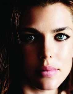 Charlotte Casiraghi, even more beautiful than her mother (if that is possible).
