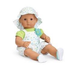 Daisy Petals Outfit for Dolls | Bitty Baby | American Girl