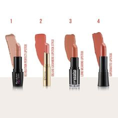 We chose 4 Flormar lipsticks for those looking for natural lips. Which one is…