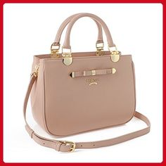 St. Scott London Elaine Tote - Smoky Rose - Top handle bags (*Amazon Partner-Link)