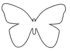 Die 31 besten Bilder von Schmetterling Vorlage in 2019 ...