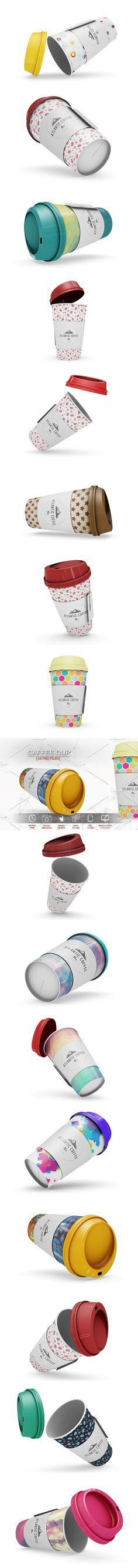 Coffee Cup Vol.1Mockup. Branding Tips