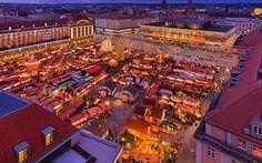 Die 18 gemütlichsten Weihnachtsmärkte in Deutschland