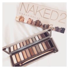 i kinda want to get the naked palette but it's waaay too expensive like the most expensive makeup I own is like 20 bucks